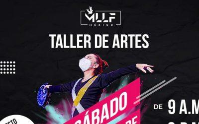 Registro para Taller de Artes Sábado 30 de Octubre 9am a 6pm