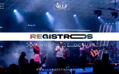 Registro para el segundo servicio del Domingo 10 de Octubre 11:30am
